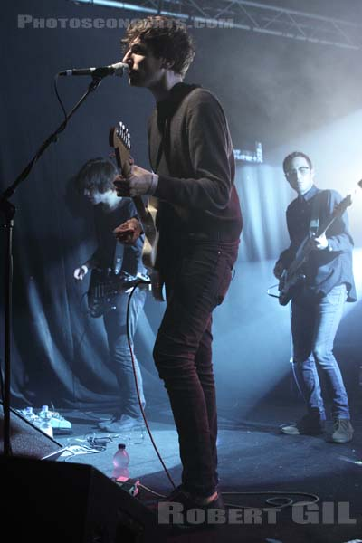 THE PAINS OF BEING PURE AT HEART - 2009-11-22 - PARIS - Point Ephemere